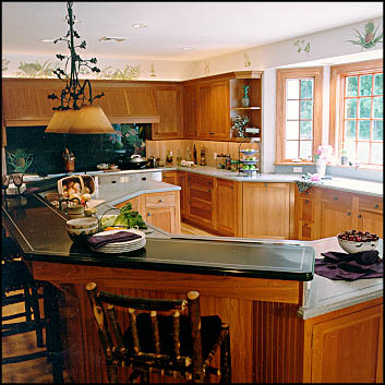 Exceptional At Kitchenworks, We Think We Craft The Very Best Kitchens For The Money    Anywhere. All Of Our Wood Cabinets Are Made To Order, And We Use Only The  Finest ...